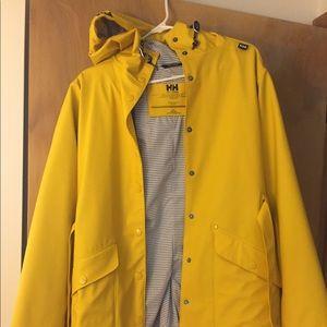 Helly Hansen raincoat